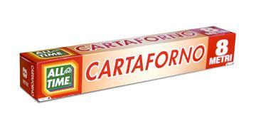 all time carta forno mt-8