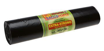 sacco cond-viros-80x120x10 nero maxi   -