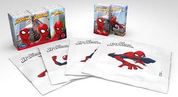- spiderman fazzol 9x6 profumati 4v
