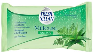 fresh clean salviet-milleusi x 12 muschio