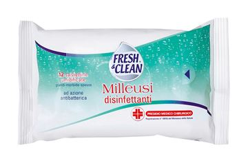 fresh clean salv x 12 disinfettanti