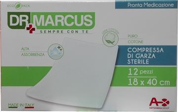 dr-marcus compresse 18x40 x 12 -83512