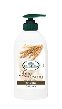 angelica sapone dosat-latte avena ml-300