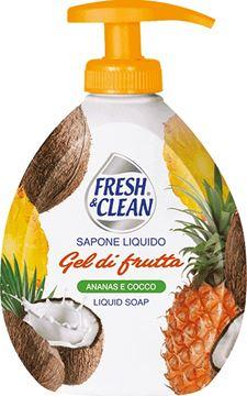 fresh clean sap dos 300 ananas cocco