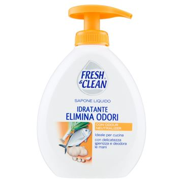 fresh clean sap dos 300 elimina odori