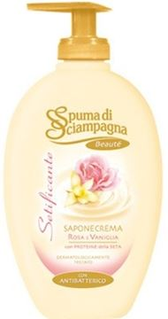 spuma sciamp-sapone dosat-rosa vanig- 250