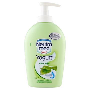 neutromed sapone dosat-ml-300 yogur aloe