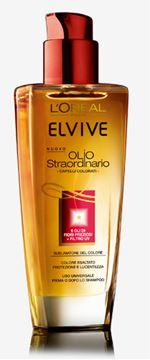 elvive olio capelli straord-colorati 100  5502
