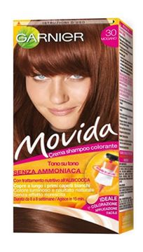 movida crema 30 mogano