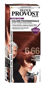 provost colore 6-66 rosso intenso