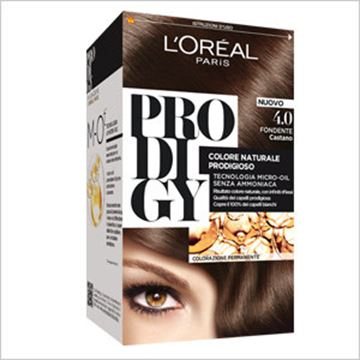 prodigy oreal color-n-4 fondente