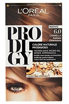 prodigy oreal color-n-6 cannella