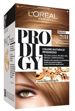 prodigy oreal color-n 7-31 nocciola