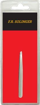 levaciglia  acciaio punte strette oblique f-r- g 381 r