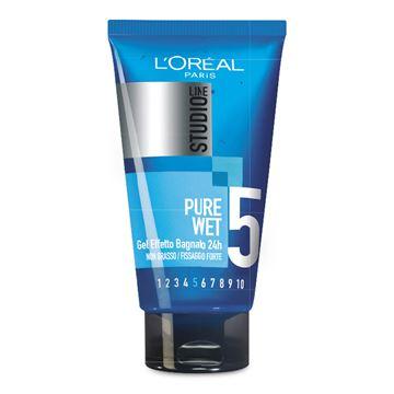 studio line gel tubo pure wet ml-150