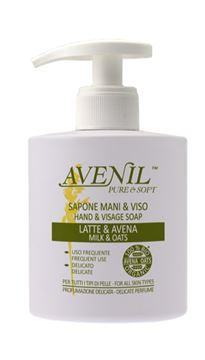 avenil sapone dosatore avena ml-300