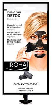 --iroha-maschera-nera-viso-peel-off