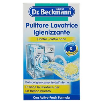Cura Lavatrice Dr Beckmann in polvere
