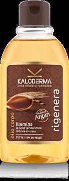 Olio corpo Rigenera all'Argan Kaloderma - 300 ml