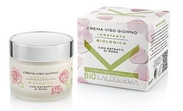 Crema viso giorno idratante Bio Kaloderma - 50 ml
