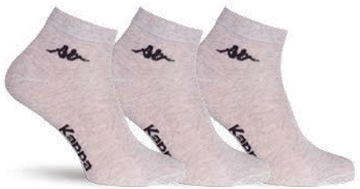 calzino-kappa-004-caviglia-x3-36-38-grigio