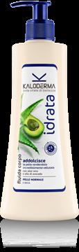 Crema Fluida Corpo Idrata Kaloderma - 400 ml