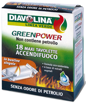 diavolina-green-power-accend-x-18-maxi