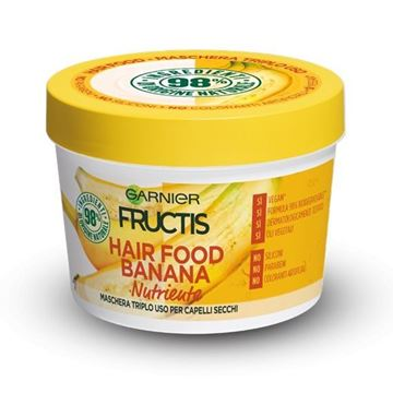 Immagine di FRUCTIS MASCH HAIR FOOD BANANA ML.390