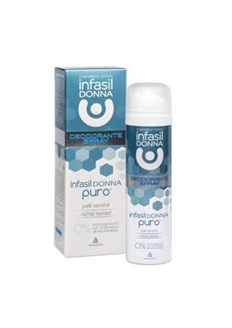 Picture of INFASIL PURE WOMAN SPRAY DEOD. 150 ML