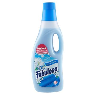 Picture of FABULOSO FRESH MORNING FABRIC SOFTENER 1.5 L