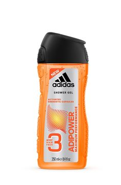 Picture of ADIDAS SHOWER GEL ADIPOWER ML 250