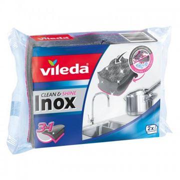 vileda-spugna-abrasivo-x-2-inox-a-157403