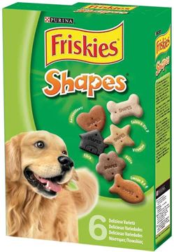 Picture of FRISK SNACK BISCUIT SHAPES GR.400  A33722