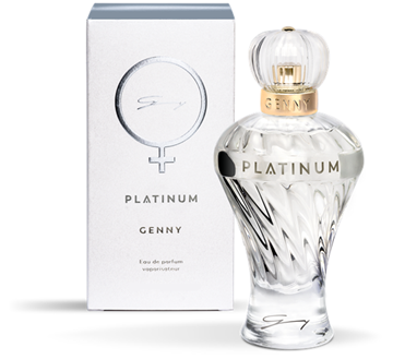 Picture of @ GENNY PLATINUM EDP 50 SPR