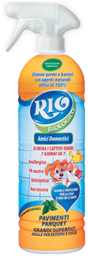Picture of RIO FLOOR ORGANIC PETS SPRAY 750 ML