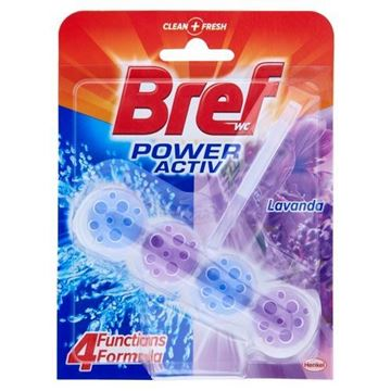 Immagine di BREF POWER WC PALLINE ACTIV 4IN1 LAVANDA