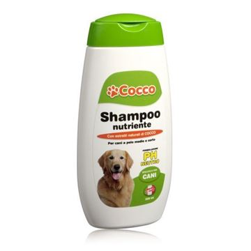 Picture of COCCO SHAMPOO FOR DOGS ML.200 A.493