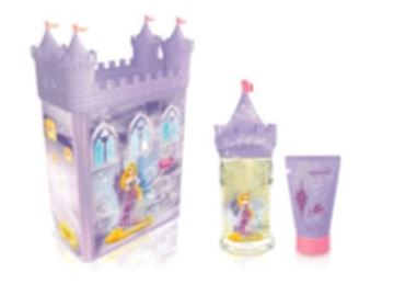 Picture of @ DISNEY RAPUNZEL CASTELLO EDT 50+DOCCIA 75