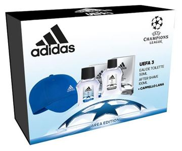 Picture of @ ADIDAS CONF U UEFA EDT 50 + DB 100 + CAPP