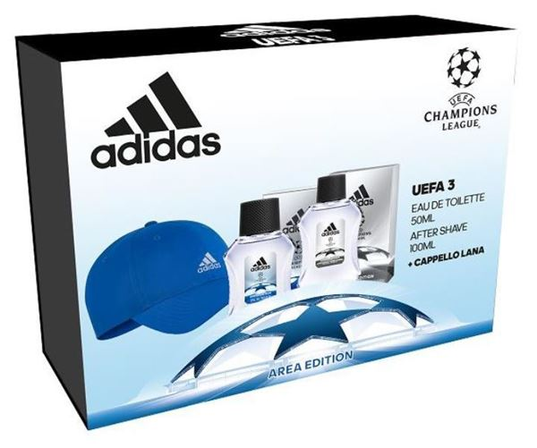 Immagine di @ ADIDAS CONF U UEFA EDT 50 + DB 100 + CAPP