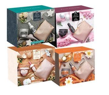 Picture of TESORI D'ORIENTE GIFT BOX PERFUME+CREAM+TOILETRY BAG