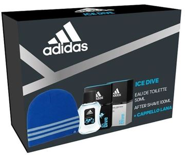 Picture of ADIDAS CONF U ICE EDT50 + ASH100 + BERRETTO