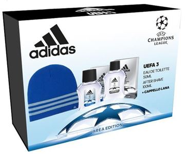 Picture of ADIDAS CONF U UEFA EDT 50 +DB 100 + BERRETTO