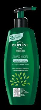 Picture of BIOPOINT BIO SHAMPOO DELICATO 250 ML