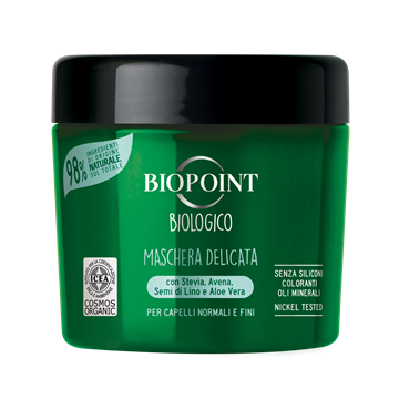 Picture of BIOPOINT BIO MASCHERA DELICATA 200 ML