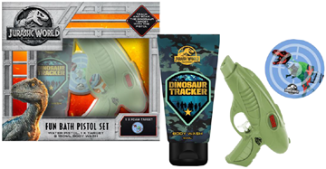 Picture of DISNEY JURASSIC WORLD DOCCIA + PISTOLA ACQUA
