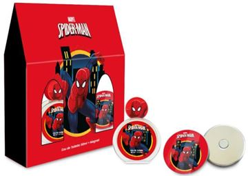 Picture of DISNEY SPIDERMAN EDT 50 + CALAMITA