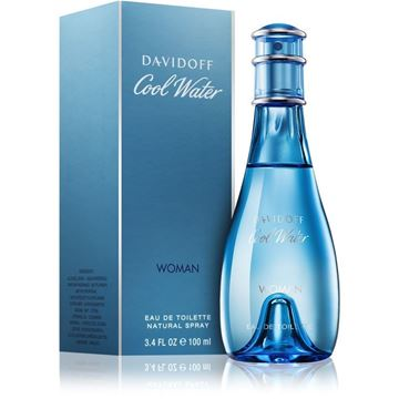 Picture of DAVIDOFF COOL WATER DONNA EDT 100 SPR