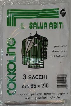 Picture of SACCHI CUSTODIA X 3 CM.65X100
