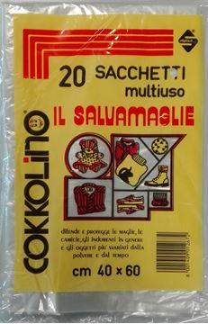 Picture of SACCHI CUSTODIA MAGLIERIA X 20 40X60
